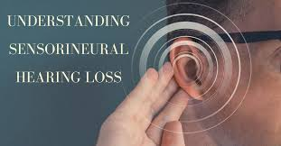 Causes of sensorineural hearing loss (SNHL)